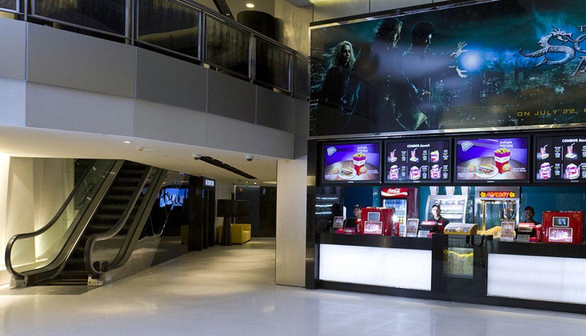 Cinema @ Dubai Marina